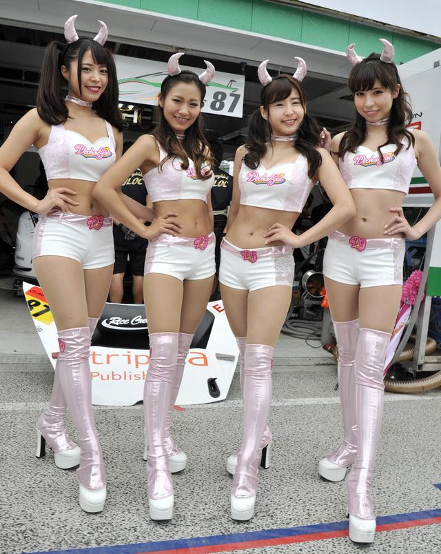 画像1: 草食クン見~つけたっ! 【レースクイーン グラフィティ(6)】GT300編 part2