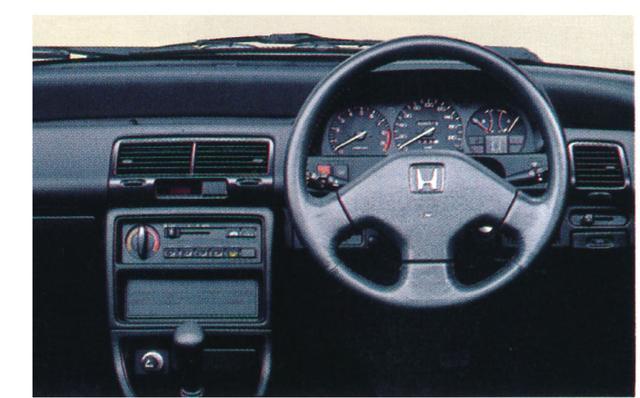 画像2: 【80'sボーイズレーサー×内装クイズvol.19】HONDA EF9のInstrument panelを当ててみよう。
