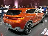 画像2: BMWの新たなデザインの方向性を示した「コンセプトX2」