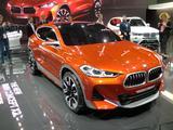 画像3: BMWの新たなデザインの方向性を示した「コンセプトX2」