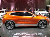 画像1: BMWの新たなデザインの方向性を示した「コンセプトX2」