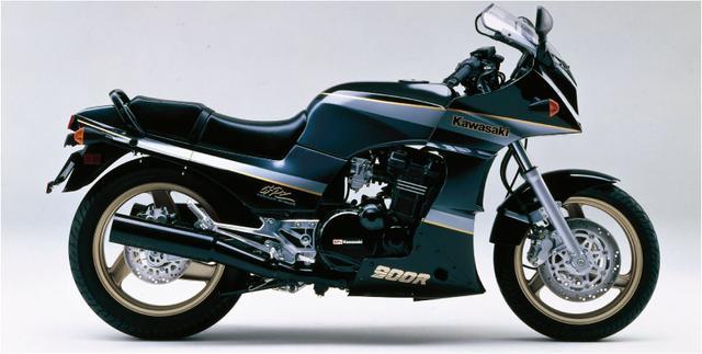 画像: 【1984 ~ 2003】GPZ900R:ニンジャの歩んだ19年 vol.5 - LAWRENCE - Motorcycle x Cars + α = Your Life.