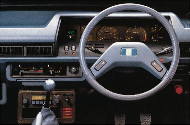 画像3: 【80'sボーイズレーサー×内装クイズvol.20】Suzuki AA41のInstrument panelを当ててみよう。