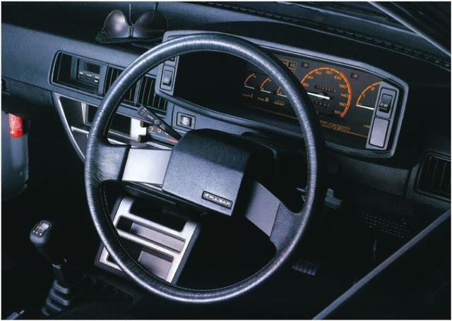 画像1: 【80'sボーイズレーサー×内装クイズvol.25】DAIHATSU G11のInstrument panelを当ててみよう。