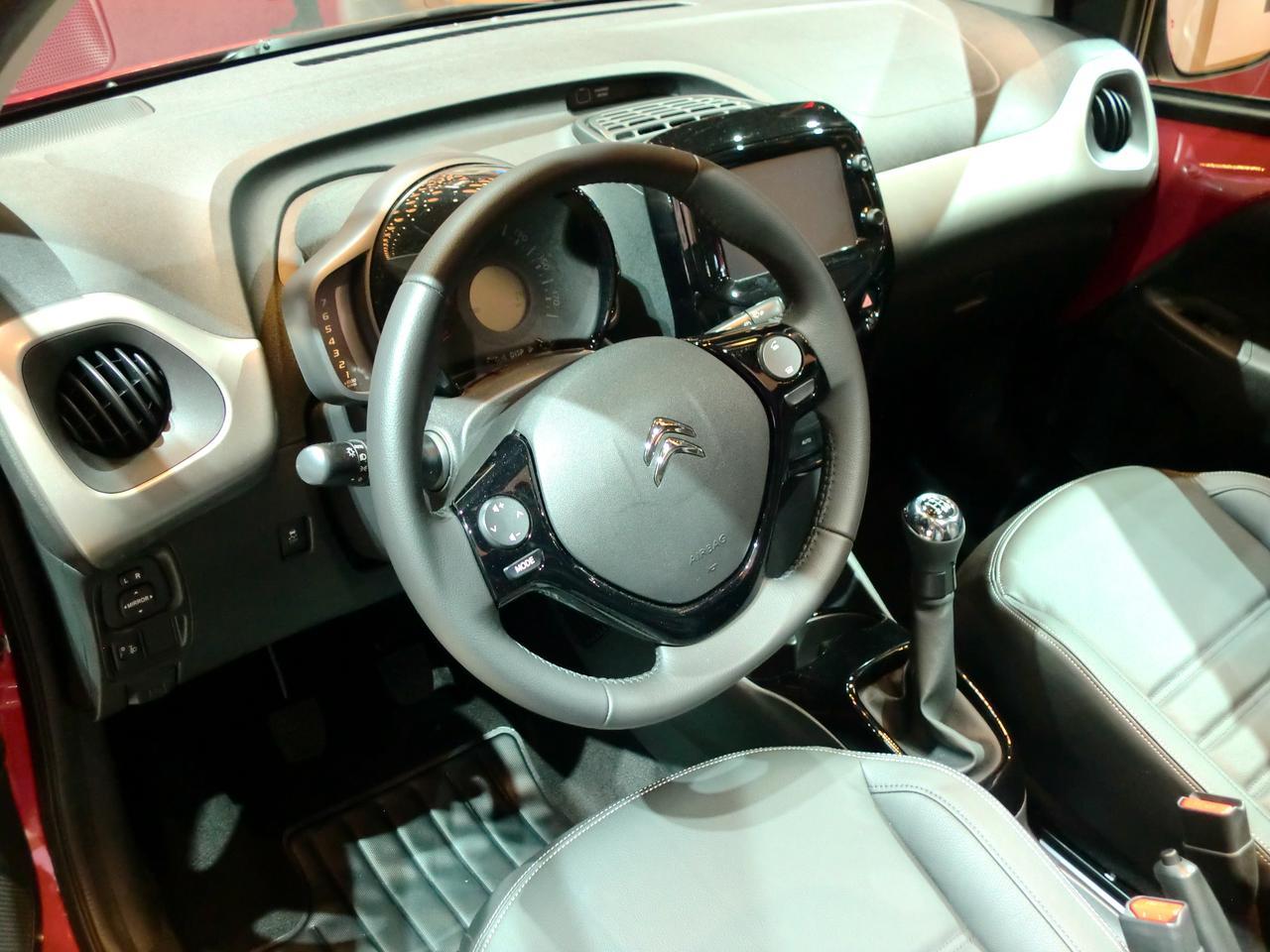画像3: C1は、シトロエン、トヨタ、プジョーの3兄弟モデルの1台