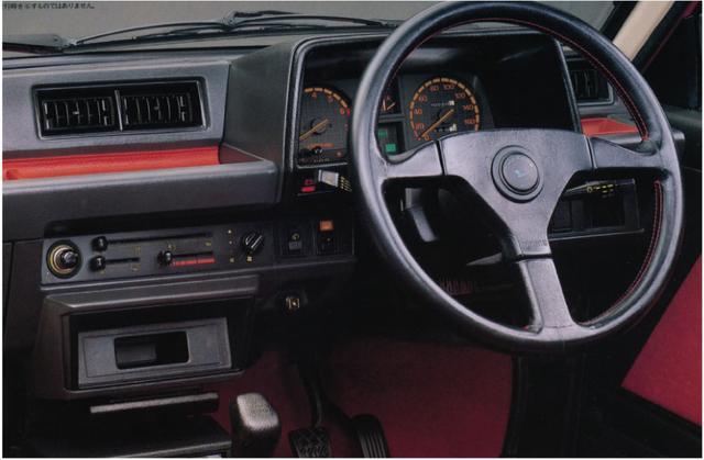 画像2: 【80'sボーイズレーサー×内装クイズvol.26】DAIHATSU G100のInstrument panelを当ててみよう。