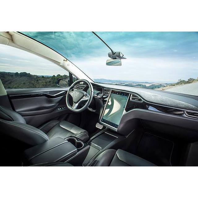 画像3: ガルウイングの電動SUV #suvxo