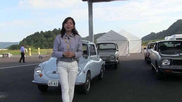 """画像: """"SUBARUの名車一気乗り!"""" youtu.be"""