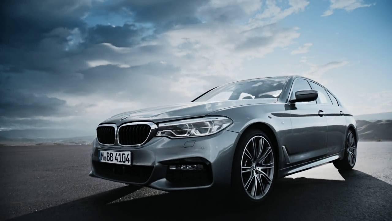 画像: The all new BMW 5 Series - Unveiled. www.youtube.com
