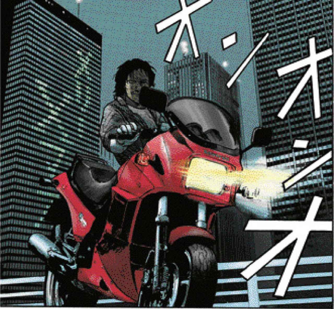 画像1: (キリンファンブック©東本昌平©モーターマガジン社) www.motormagazine.co.jp