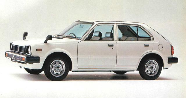 画像2: 【日本の自動車年鑑】 第203回 ホンダ「シビック」(1981年)