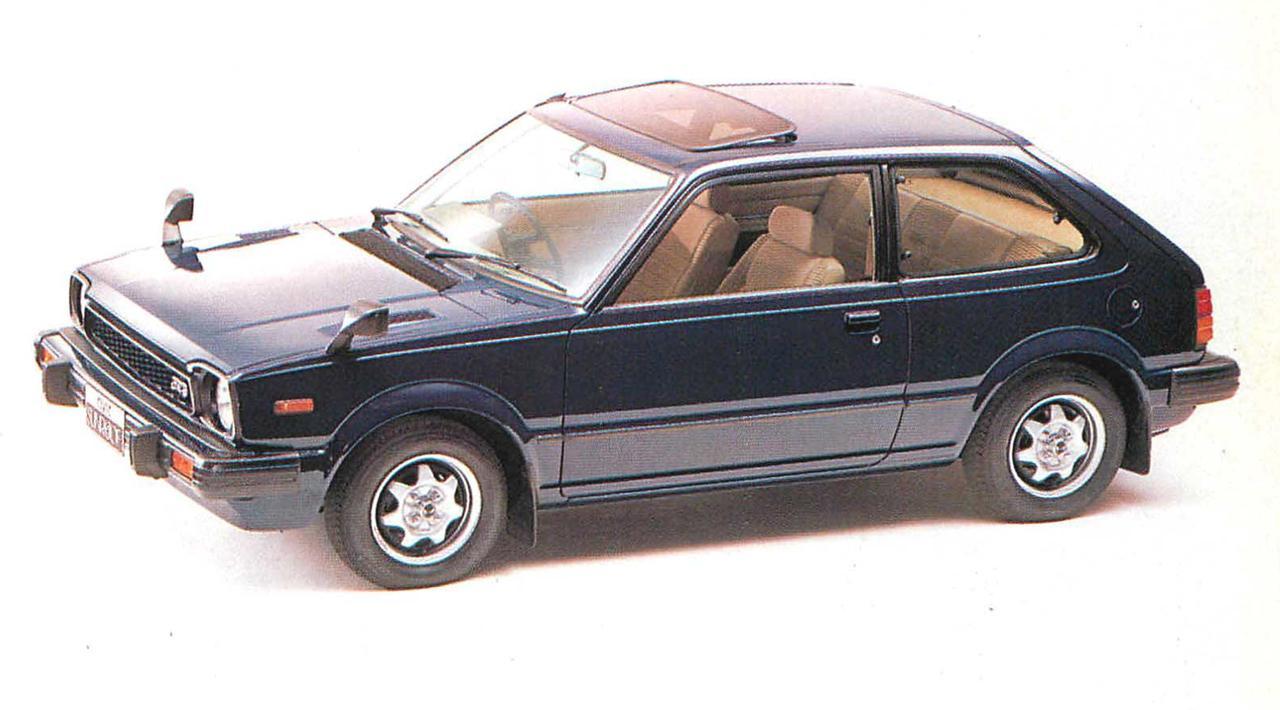 画像3: 【日本の自動車年鑑】 第203回 ホンダ「シビック」(1981年)