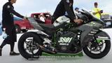 画像: Kawasaki Team 38 - Bonneville Speed Week 2016 - Ninja H2R youtu.be