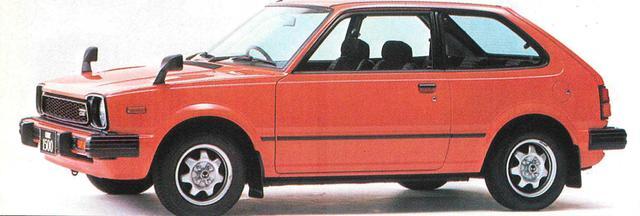 画像1: 【日本の自動車年鑑】 第203回 ホンダ「シビック」(1981年)
