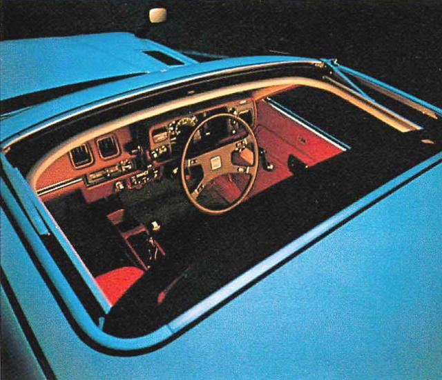 画像: スモークドガラス・サンルーフ www.motormagazine.co.jp