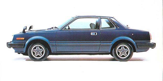 画像3: 【日本の自動車年鑑】 第207回 ホンダ「プレリュード」(1981年)