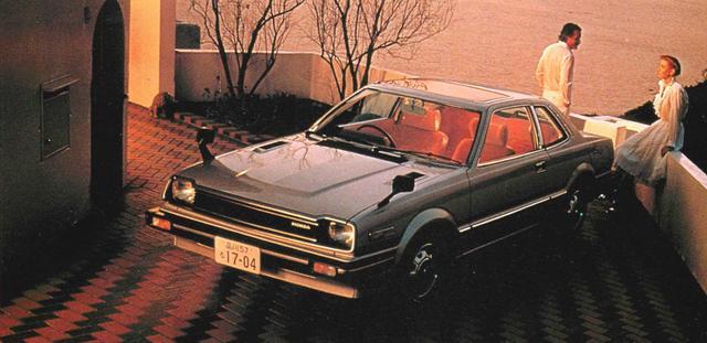 画像2: 【日本の自動車年鑑】 第207回 ホンダ「プレリュード」(1981年)