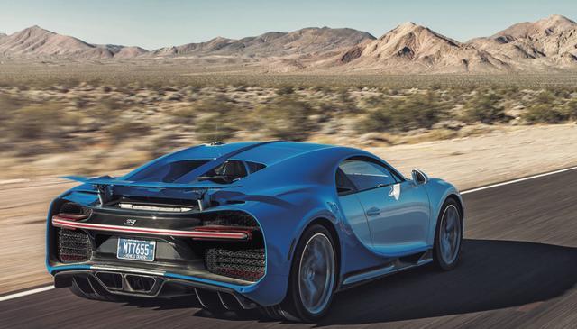 画像: 1500馬力を誇るウルトラスーパーカー。車名わかるかな?