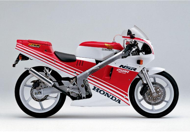 【1980年代】レーサレプリカブームの軌跡:1988 Honda NSR250R/MC18
