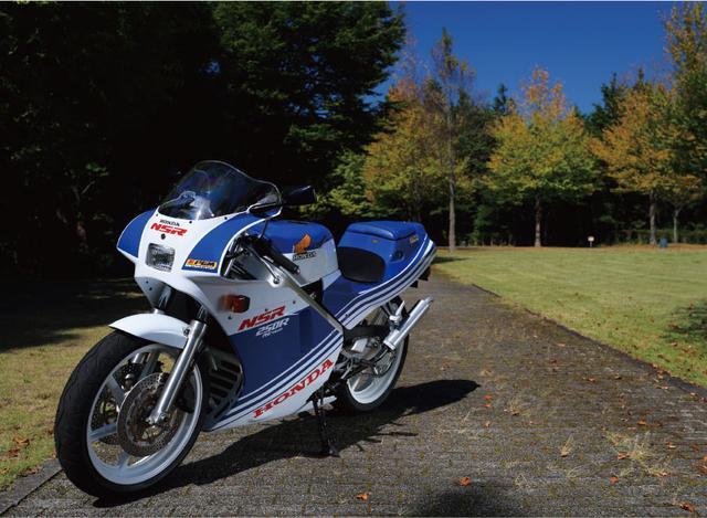 画像: 2スト・レーサーレプリカ時代を振り返ろう: HONDA NSR250R 【MC18】 - LAWRENCE - Motorcycle x Cars + α = Your Life.