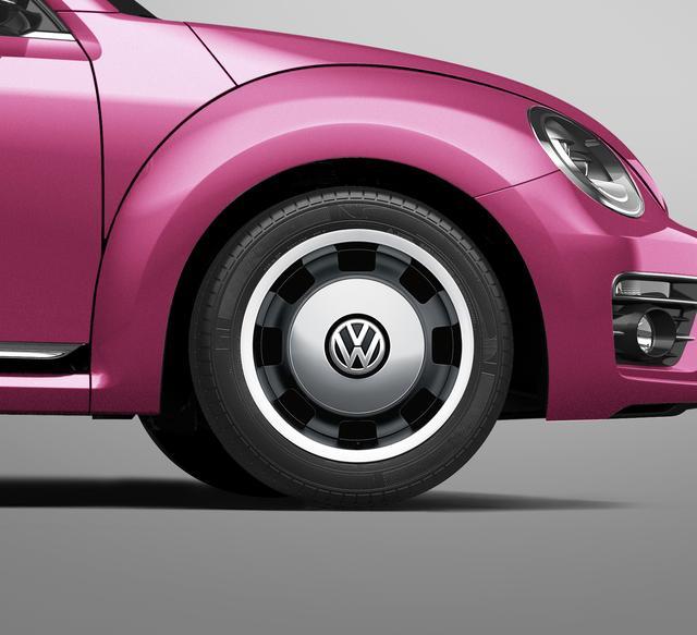 画像4: ボディカラーに「The Beetle」初のピンク色を採用
