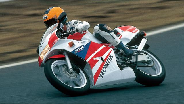 画像: 【1980年代】レーサレプリカブームの軌跡: 1990 Honda NSR250R/MC21 - LAWRENCE - Motorcycle x Cars + α = Your Life.