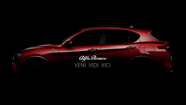 画像: Alfa Romeo Stelvio - World Premiere Reveal www.youtube.com