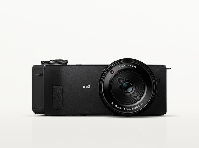 画像: デジタルカメラ [dp Quattro]