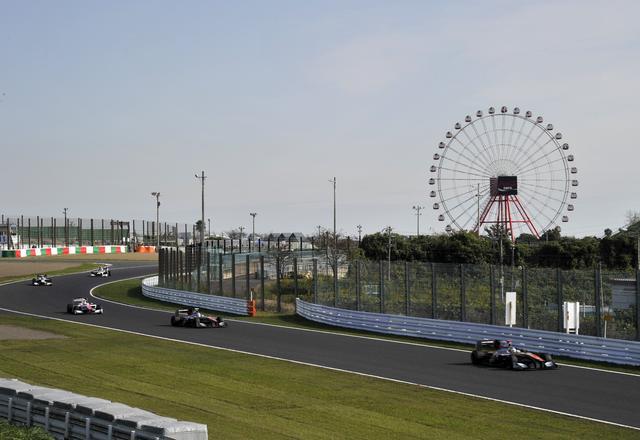 画像5: 2レース制の最終ラウンド 【スーパーフォーミュラ】Rd.7鈴鹿サーキット Part1
