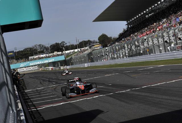 画像7: 2レース制の最終ラウンド 【スーパーフォーミュラ】Rd.7鈴鹿サーキット Part1