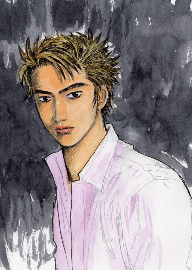 画像: (頭文字Dファンブック©しげの秀一©講談社©モーターマガジン社) www.motormagazine.co.jp