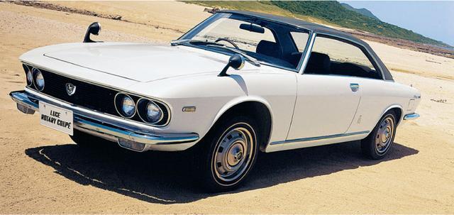 画像: 【MAZDA&SUBARU】語り継がれる名車の系譜: ルーチェロータリークーペ 1969.10~~ - LAWRENCE - Motorcycle x Cars + α = Your Life.