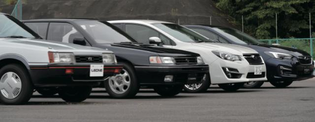 画像1: 【SUBARU BOXER BROS.vol05】 『もしも』1台だけ名車を売ってもらえるなら、あなたはどれを選びますか。