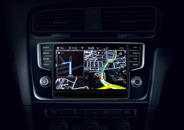 画像: テレマティクス機能「ガイド アンド インフォーム」を追加した Volkswagen 純正インフォテイメントシステム「Discover Pro」