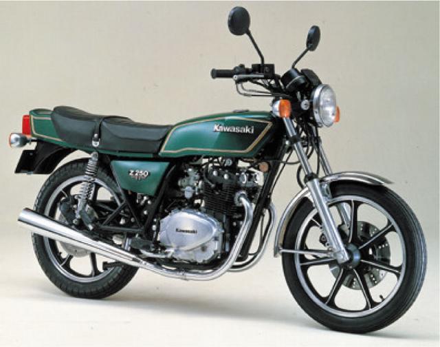 画像: 「250ロードスポーツ」の歴史を知ろう! 第1回:KAWASAKI Z250 FT - LAWRENCE - Motorcycle x Cars + α = Your Life.
