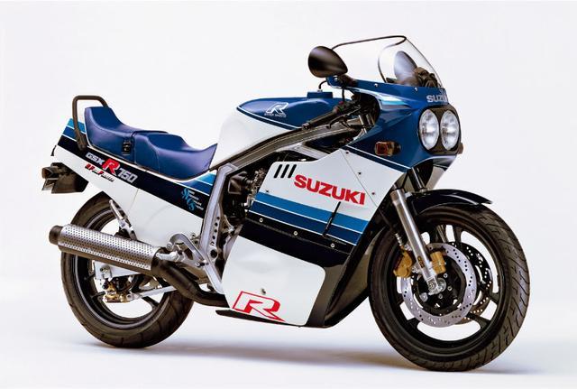 画像: ナナハンブームが去っても過激に進化し続けたレーサーレプリカ 第1回:SUZUKI GSX-R750 - LAWRENCE - Motorcycle x Cars + α = Your Life.