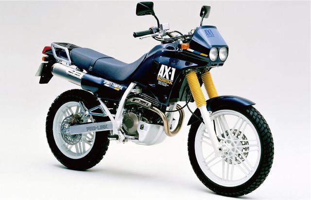 画像: 【アドベンチャーモデルの原点⁉】 250ccデュアルパーパスモデルの歴史を振り返ろう‼ 第1回:HONDA AX-1 - LAWRENCE - Motorcycle x Cars + α = Your Life.