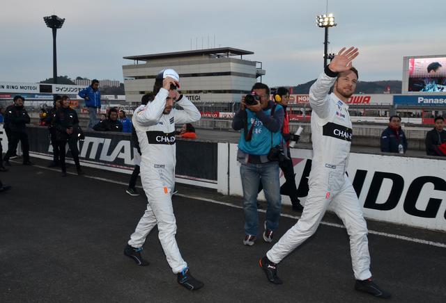 画像11: HONDAのレースマシンが集結! 【Honda Racing THANKS DAY】4輪編