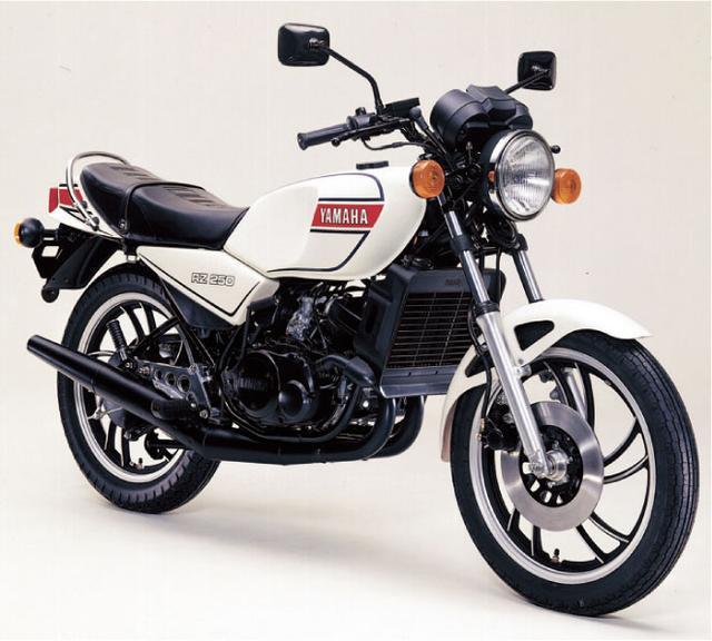 画像: 「250ロードスポーツ」の歴史を知ろう! 第3回:YAMAHA RZ250 - LAWRENCE - Motorcycle x Cars + α = Your Life.