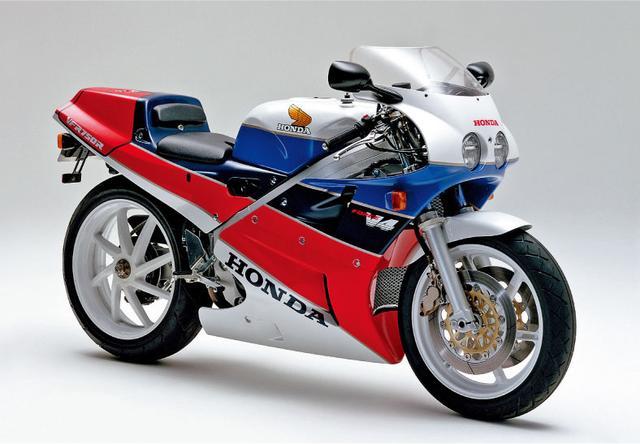 画像: ナナハンブームが去っても過激に進化し続けたレーサーレプリカ 第2回:Honda VFR750R/RC30 - LAWRENCE - Motorcycle x Cars + α = Your Life.