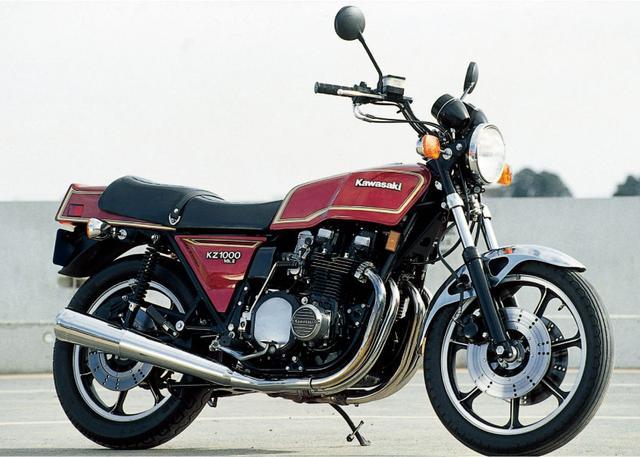 画像: いつの時代もストリート最速! Kawasaki【Z】の名を持つバイク達 第2回:Z1000MK.Ⅱ - LAWRENCE - Motorcycle x Cars + α = Your Life.