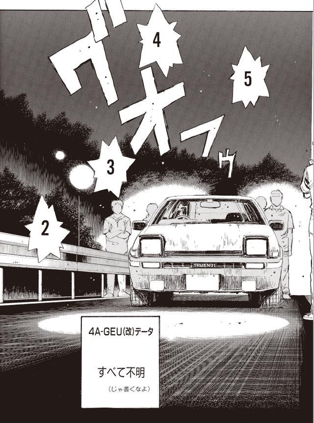 画像5: (頭文字Dファンブック©しげの秀一©講談社©モーターマガジン社) www.motormagazine.co.jp