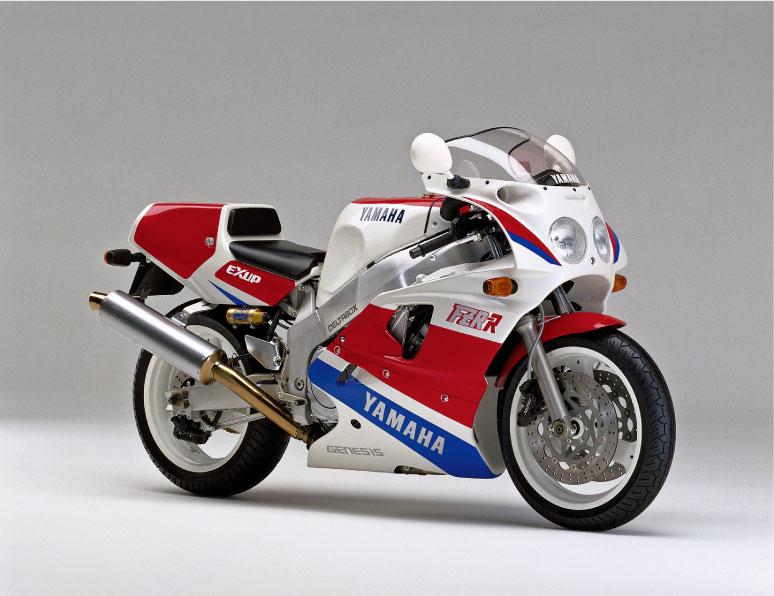 画像: ナナハンブームが去っても過激に進化し続けたレーサーレプリカ第3回:Yamaha FZR750R(OW01) - LAWRENCE - Motorcycle x Cars + α = Your Life.