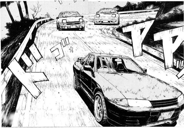 画像1: (頭文字Dファンブック©しげの秀一©講談社©モーターマガジン社) www.motormagazine.co.jp