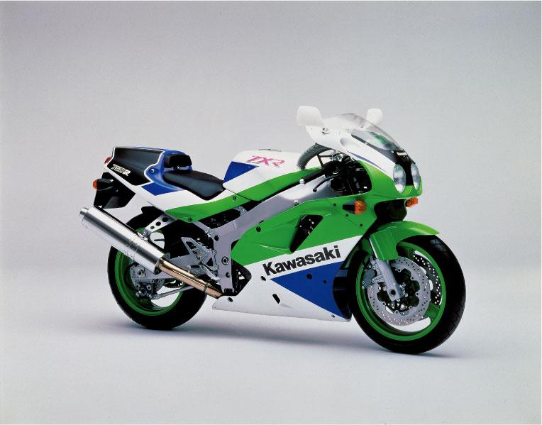 画像: 1991年3月予約開始110万円(250台限定)(Bikers Station©モーターマガジン社) www.motormagazine.co.jp