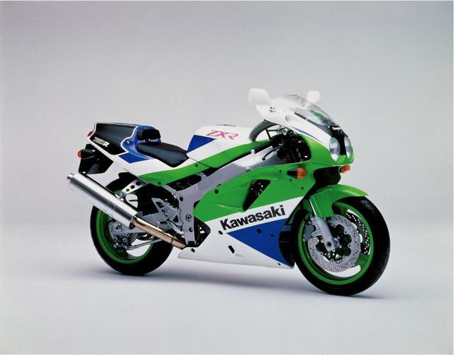 画像: ナナハンブームが去っても過激に進化し続けたレーサーレプリカ第4回:Kawasaki ZXR750R - LAWRENCE - Motorcycle x Cars + α = Your Life.