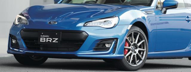 画像: GTモデルではサスペンションが Sとは異なるようなので、パワー &フィールアップされたエンジンとのマッチングがどうなるか楽しみなところだ。 www.motormagazine.co.jp