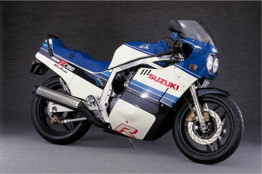画像: 1985年3月8日発売価格:78万円(Bikers Station©モーターマガジン社) www.motormagazine.co.jp