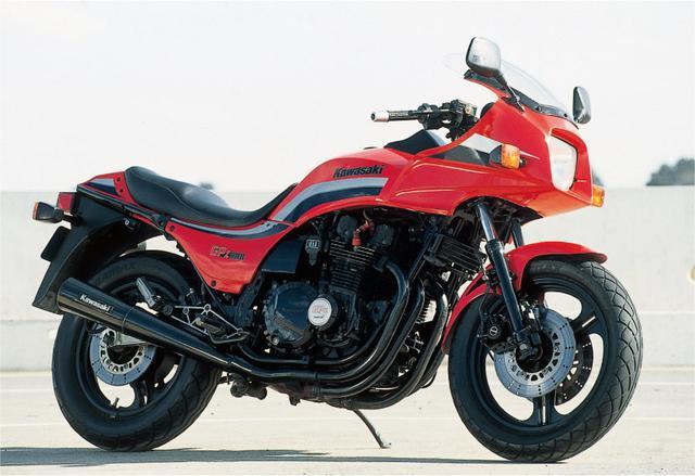 画像: いつの時代もストリート最速! Kawasaki【Z】の名を持つバイク達 第4回:GPz1100 - LAWRENCE - Motorcycle x Cars + α = Your Life.