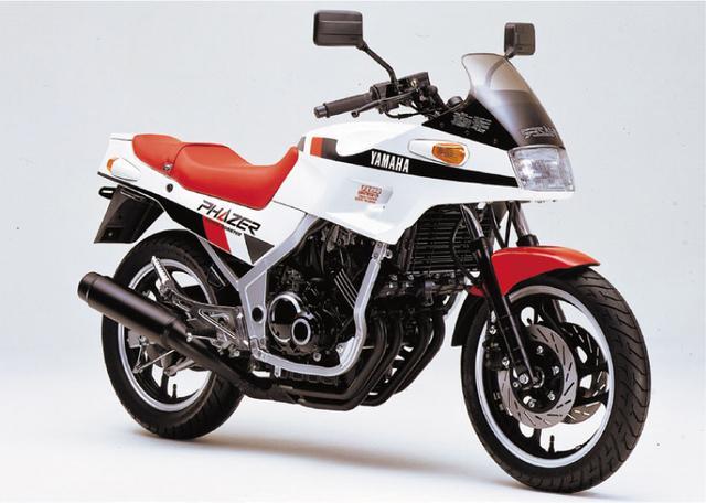 画像: 「250ロードスポーツ」の歴史を知ろう! 第6回:YAMAHA FZ250 PHAZER - LAWRENCE - Motorcycle x Cars + α = Your Life.